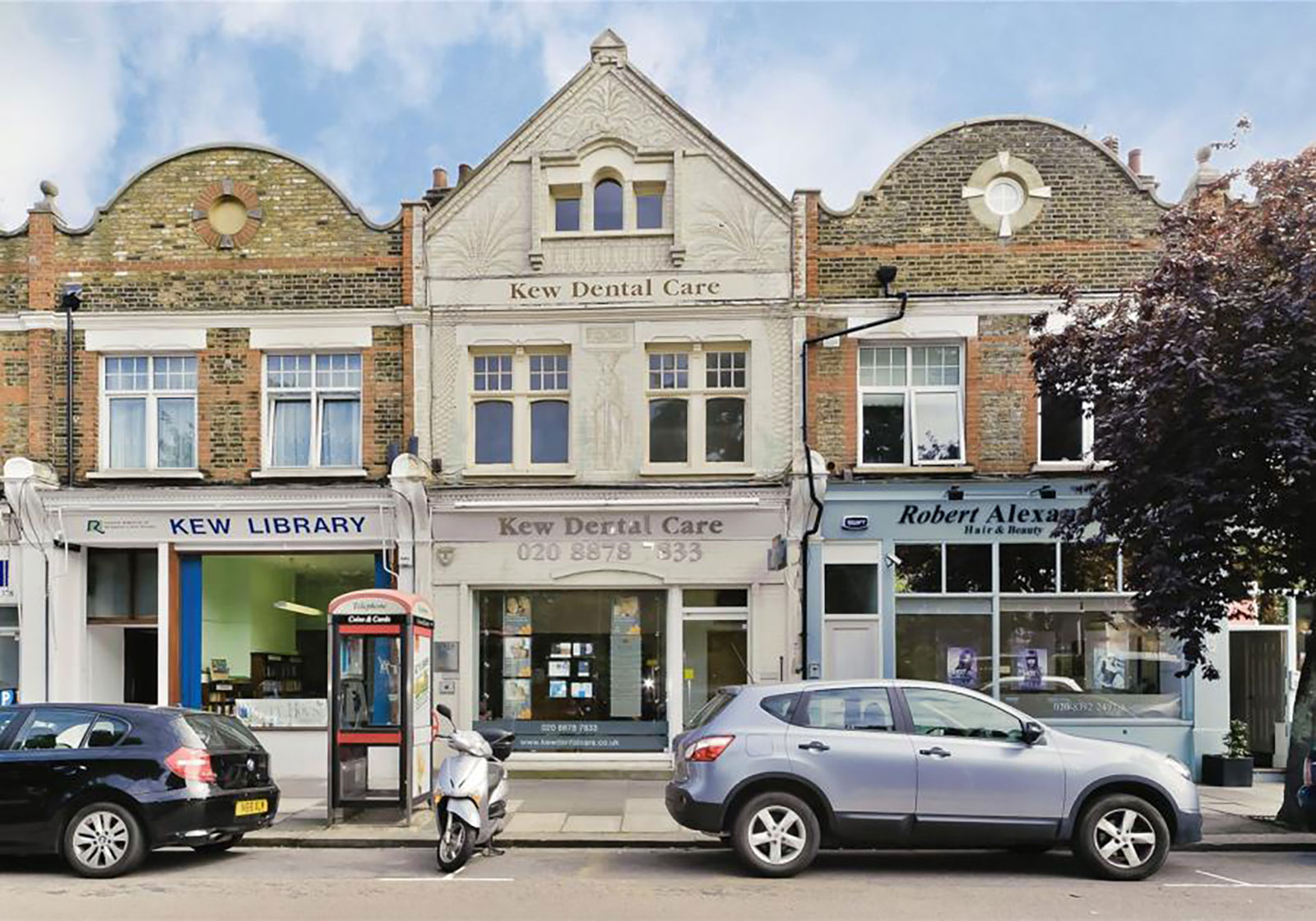 105A North Road, Kew, Richmond, TW9 4HJ - Antony Roberts
