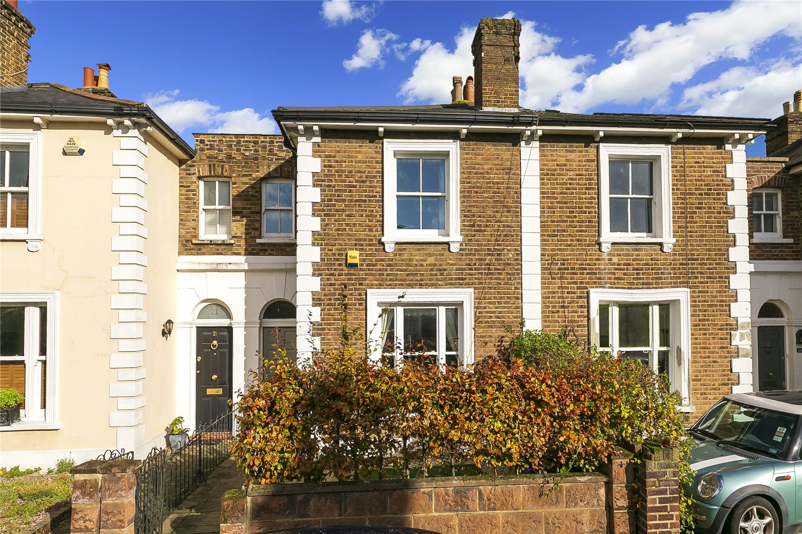 Shaftesbury Road, Richmond, TW9 2TD - Antony Roberts