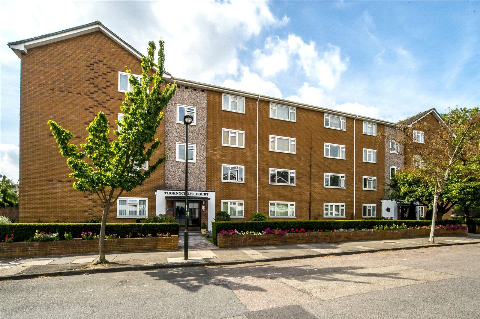 Thornycroft Court, 214-216 Kew Road, TW9 2AN - Antony Roberts