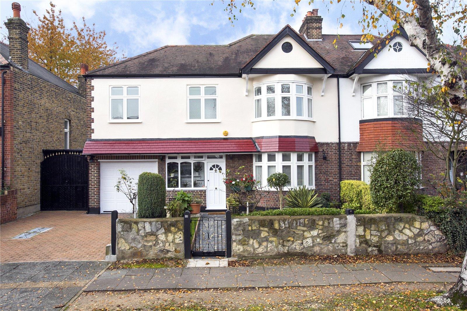 Pensford Avenue, Kew, TW9 4HR - Antony Roberts