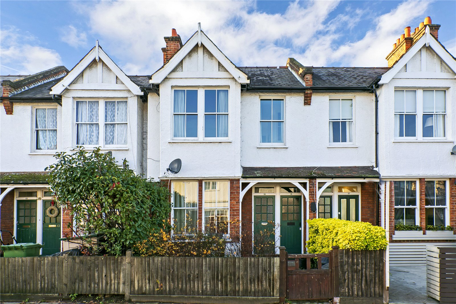 Dover Terrace, Sandycombe Road, TW9 2EF - Antony Roberts