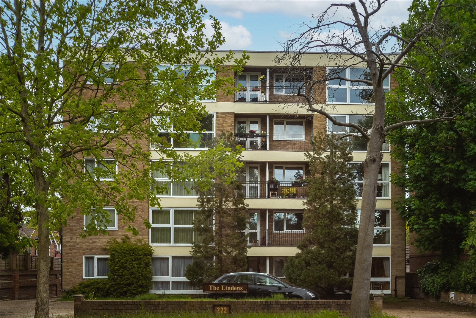 The Lindens, 222 Kew Road, TW9 3LL - Antony Roberts