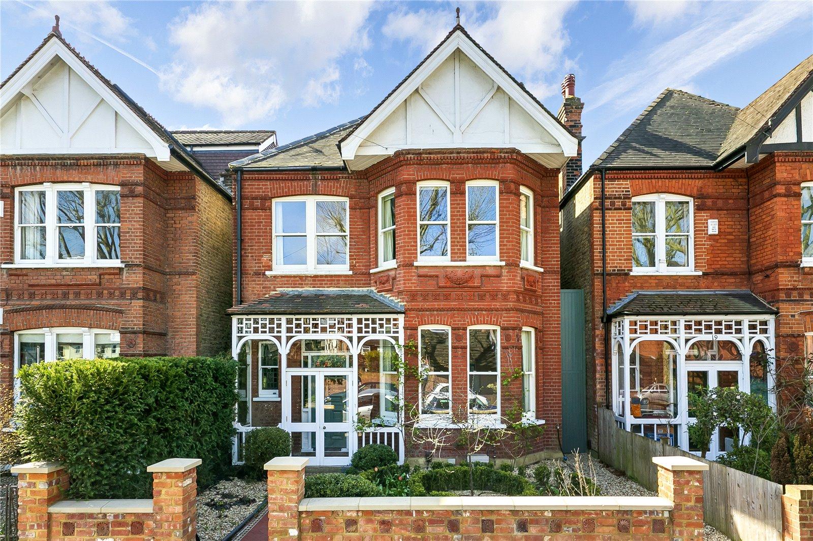 High Park Road, Kew, TW9 4BL - Antony Roberts