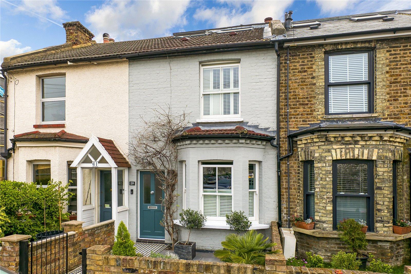 Sandycombe Road, Kew, TW9 2EP - Antony Roberts