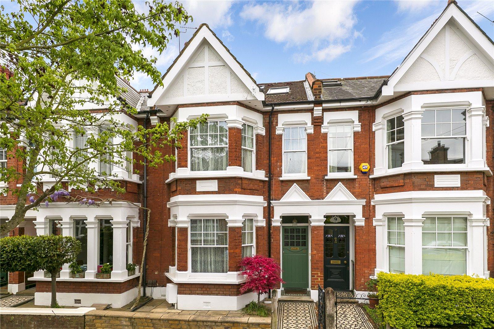 Defoe Avenue, Kew, TW9 4DL - Antony Roberts
