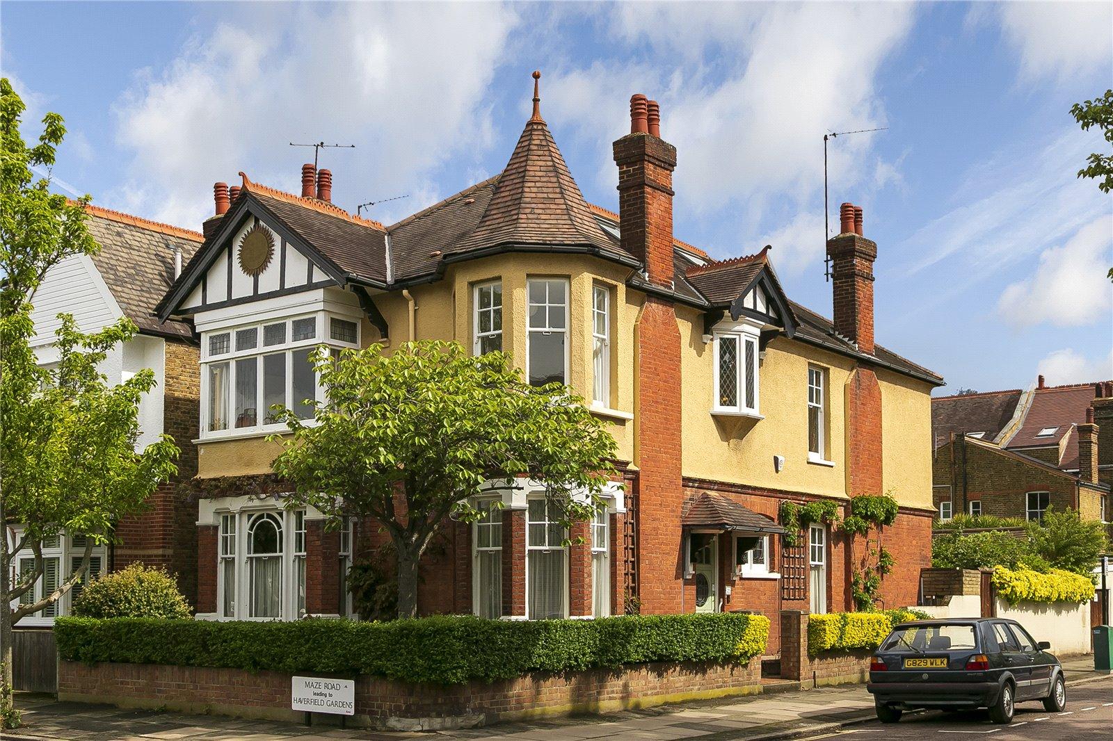 Maze Road, Kew, TW9 3DE - Antony Roberts