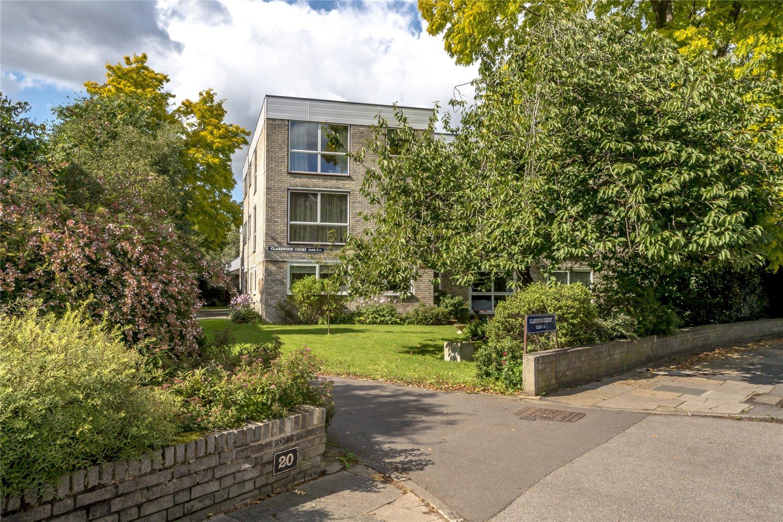Clarendon Court, Kew Garden Road, TW9 3HE - Antony Roberts