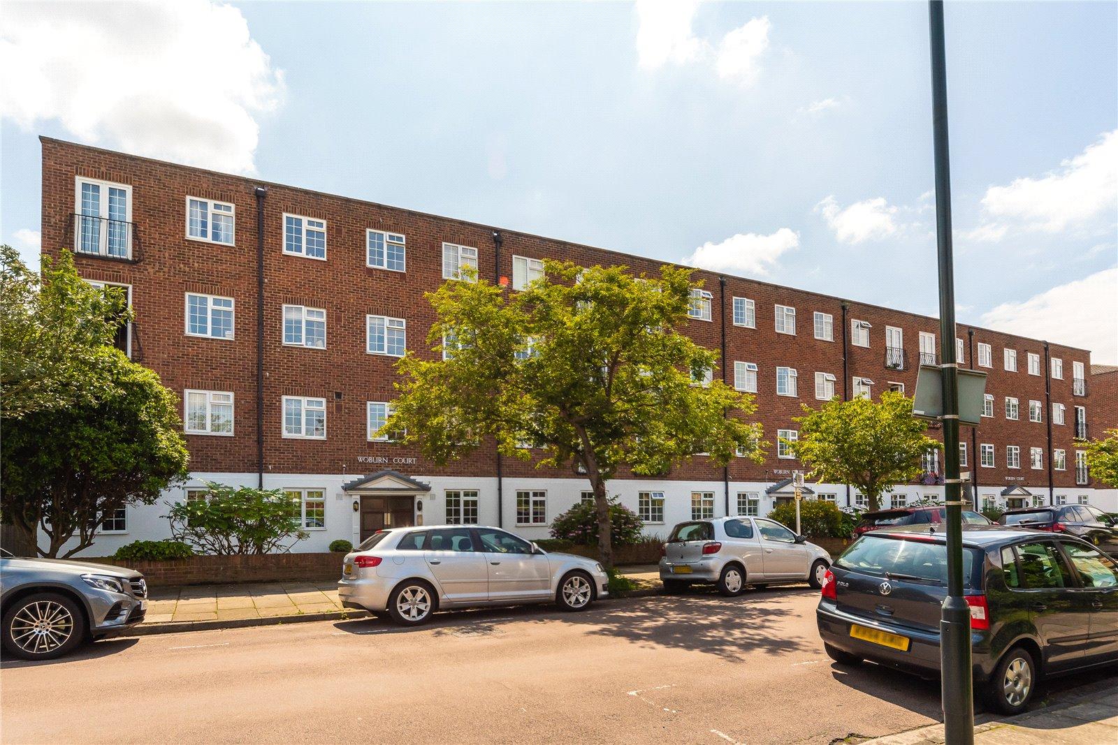 Woburn Court, Stanmore Road, TW9 2DD - Antony Roberts