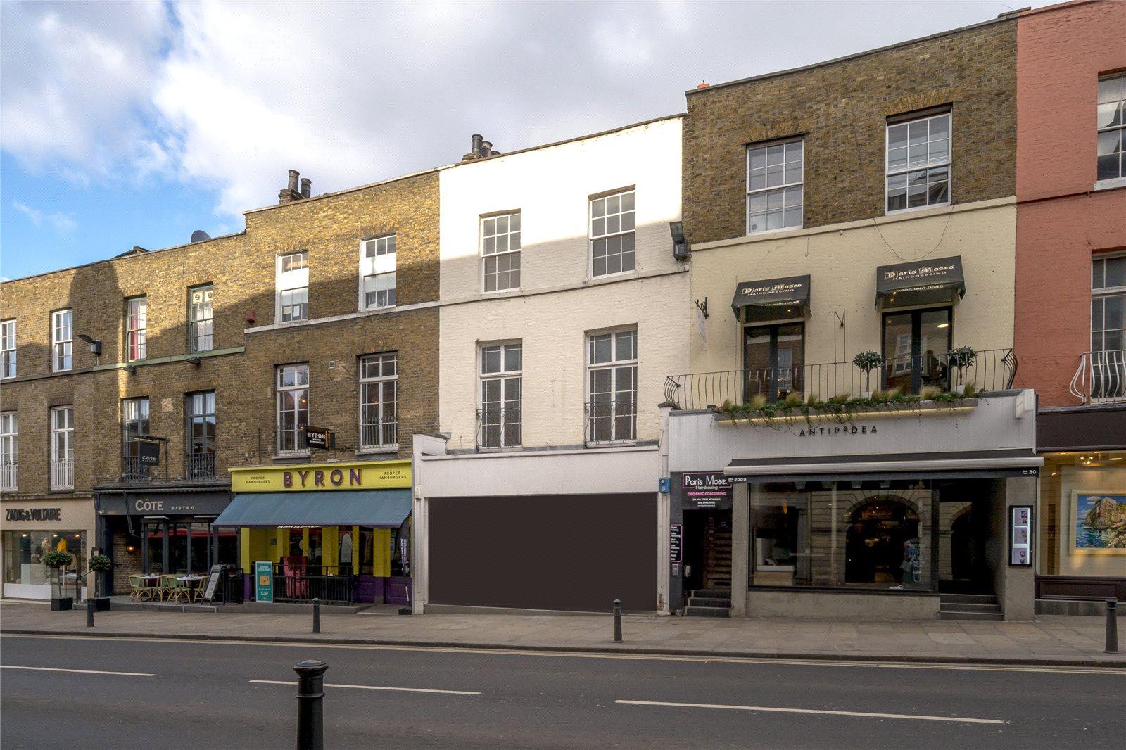 Hill Street, Richmond, TW9 1TW - Antony Roberts