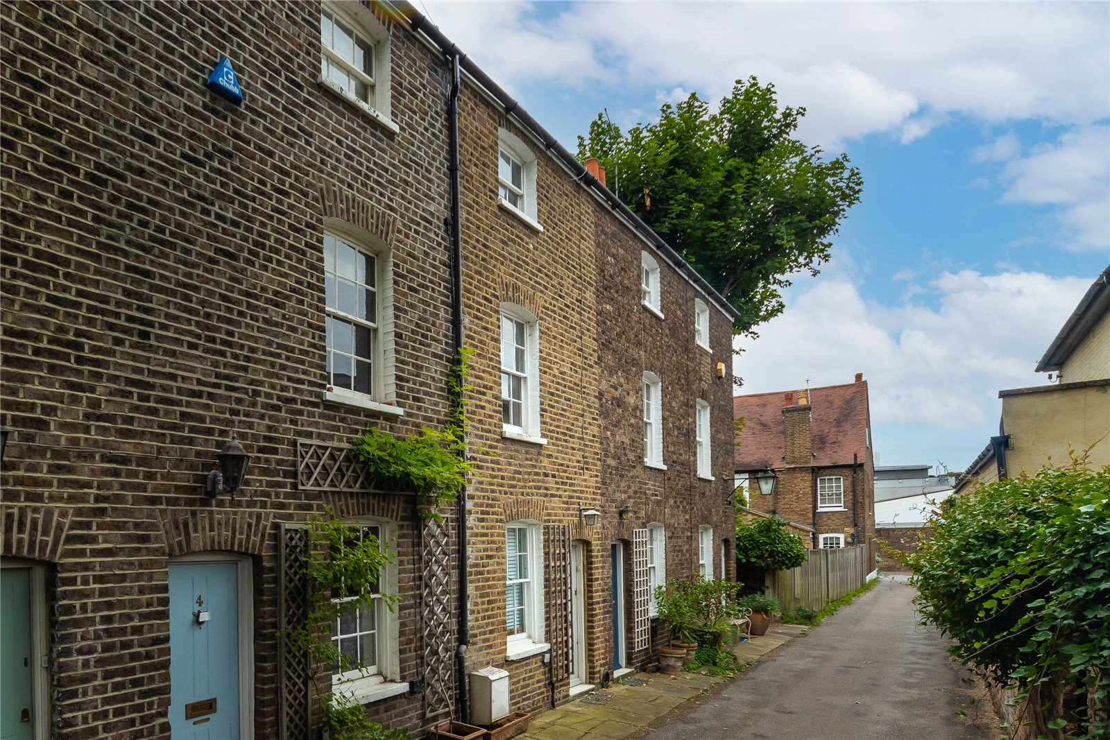 James's Cottages, Kew Road, TW9 3DX - Antony Roberts