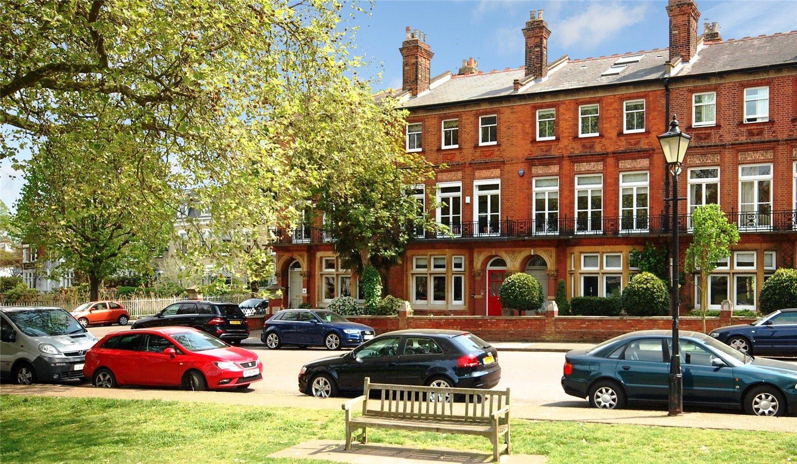Kew Green, Kew, TW9 3BH - Antony Roberts