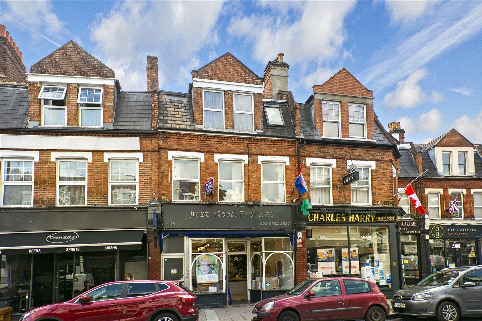 Richmond Road, East Twickenham, TW1 2DX - Antony Roberts