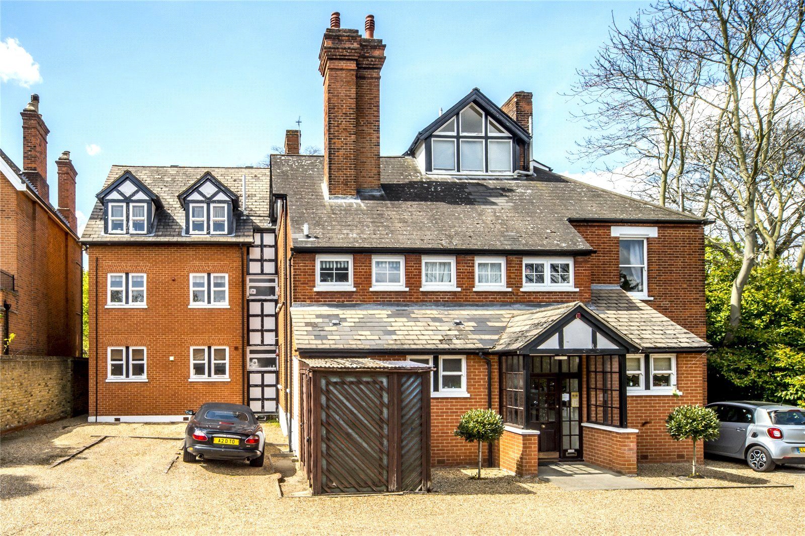 Creefleet House, Kew Road, TW9 3EE - Antony Roberts