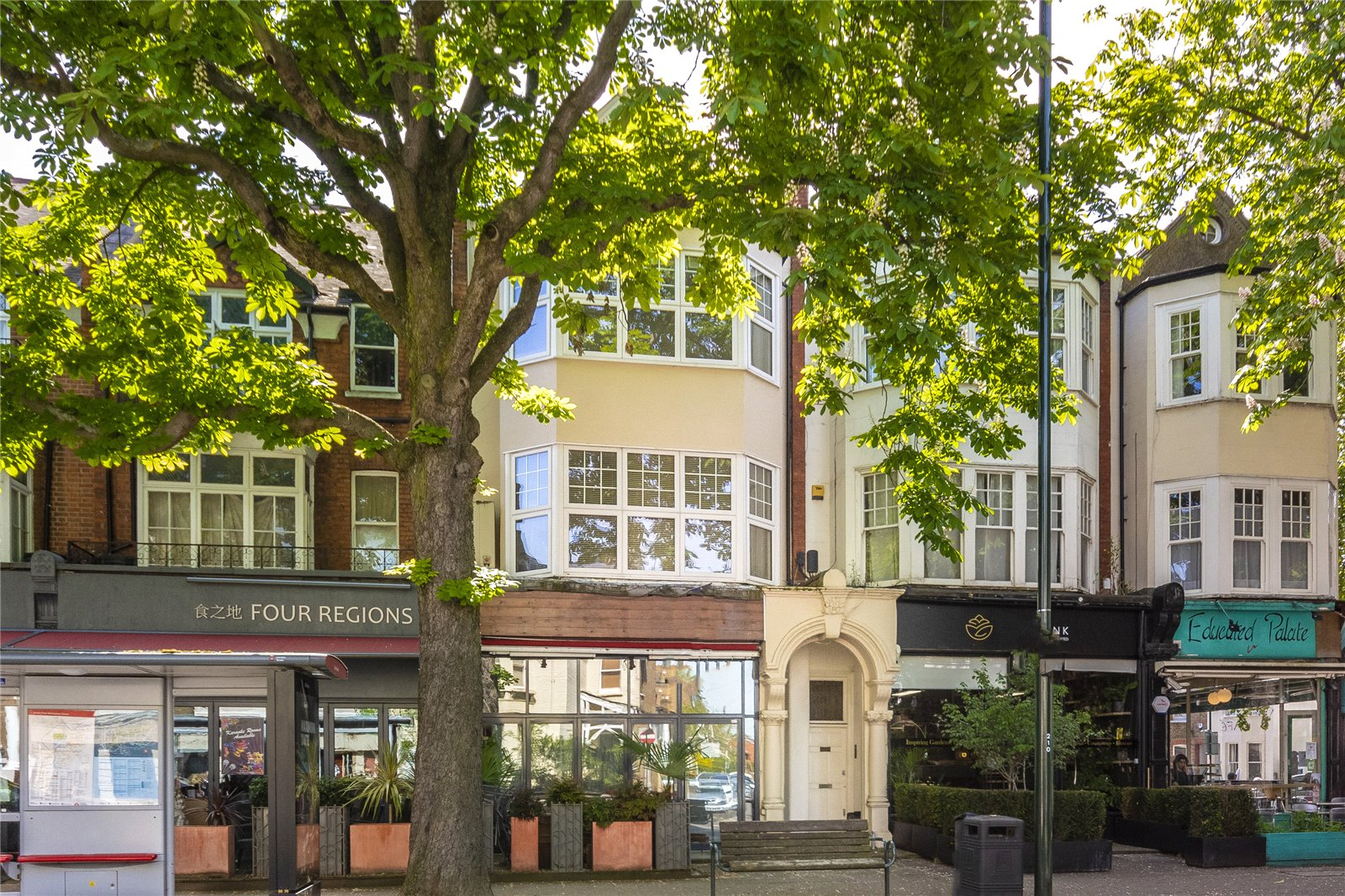 Evelyn Mansions, 100 Kew Road, TW9 2PQ - Antony Roberts